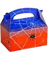 Spider Empty Favor Boxes (4)
