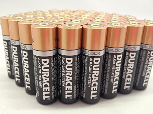 20 Pack of Duracell MN1500 AA 1.5V Alkaline Coppertop Batter