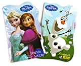 img - for Disney Frozen Board Books (Pack of 2) - Forever Sisters & Summer Bliss book / textbook / text book