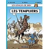 VOYAGES DE JHEN (LES) T.04 : LES TEMPLIERS