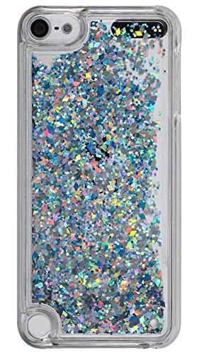 Ipod Touch 6 Case Liquid Quicksand Glitter Style Ipod
