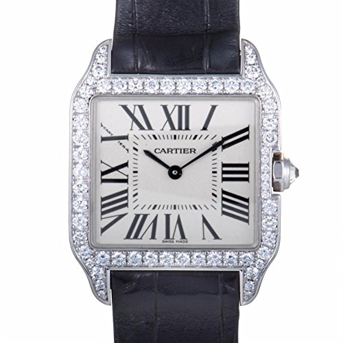 Cartier Santos Dumont quartz female Watch WH100251 (Certified Pre-owned)