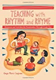 Teaching with Rhythm and Rhyme, Ginger Morris Caughman, 0786408111