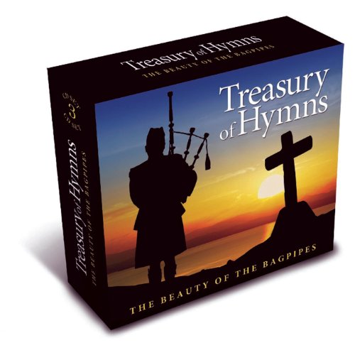 Treasury Of Hymns: Beauty Of The Bagpipes 3cd Box Set