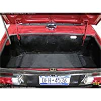 HushMat 650304 Sound and Thermal Insulation Kit (1961-1964 Chevy Bel-Air - Trunk)