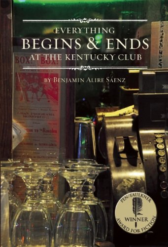 Image of Everything Begins and Ends at the Kentucky Club