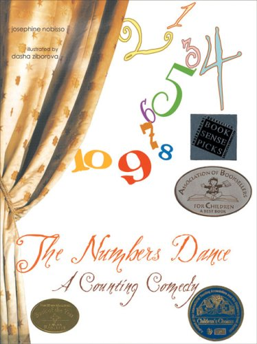 Download The Numbers Dance: A Counting Comedy ebook