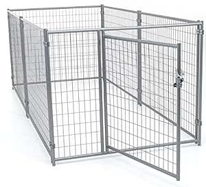 Amazon.com : Lucky Dog Modular Welded Wire Kennel - 6' x 5