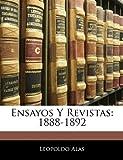 Ensayos y Revistas, Leopoldo Alas, 1144460212