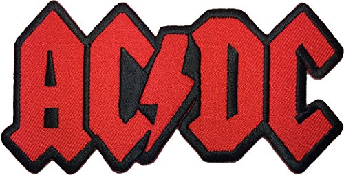 [AC/DC Band Music rock heavy Metal punk logo Jacket Vest shirt hat blanket backpack T shirt Patches Embroidered Appliques Symbol Badge Cloth Sign Costume Gift 11.5 x] (Zombie Skate Punk Costumes)