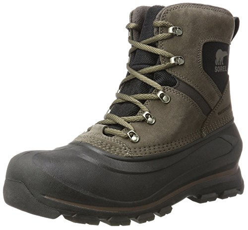 Sorel - Men's Buxton Lace, Major, Black, 9 M US