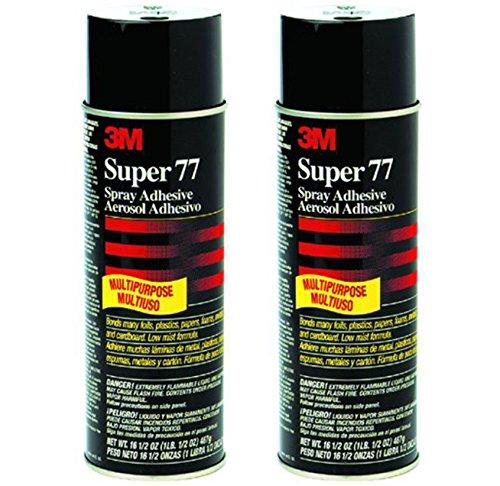 super 77 adhesive - 4