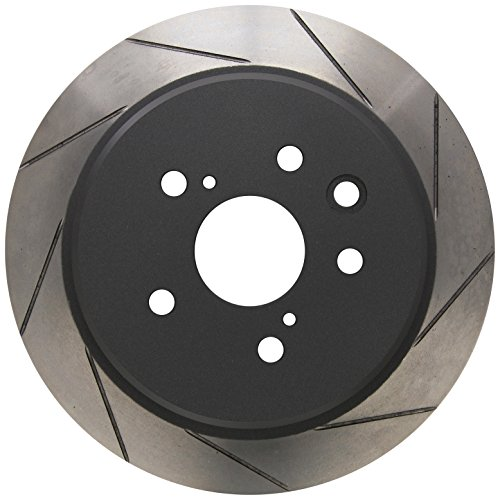 - DBA DBA2727SR Street Series Slotted Rear Solid Right-Hand Disc Brake Rotor