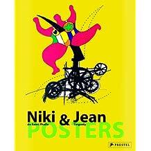 Niki de Saint Phalle & Jean Tinguely Posters