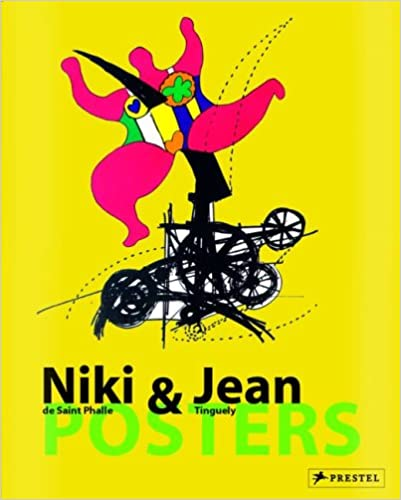 Book Niki de Saint Phalle & Jean Tinguely Posters