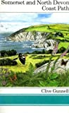 img - for Somerset and North Devon Coast Path (Long Distance Footpath Guides No 10) book / textbook / text book