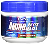 Cheap Evogen Aminoject 30 Servings Amino Acids, Cherry Limeade, 16.8 Ounce