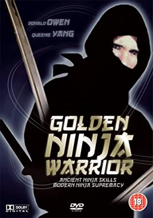 Golden Ninja Warrior
