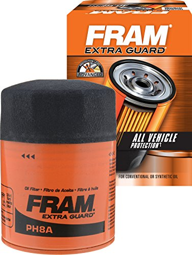 Price comparison product image FRAM PH8A Extra Guard Passenger Car Spin-On Oil Filter
