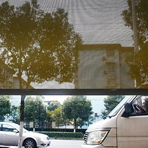 Shatex Interior Roller Blind, Window Roller Shade ,Roll Up Shade,48'' Wx72'' H, Light Brown by Mr. Garden (Image #1)