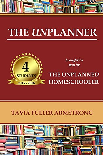 The Unplanner: 4 Students, 2015 - 2016 (Volume 4)