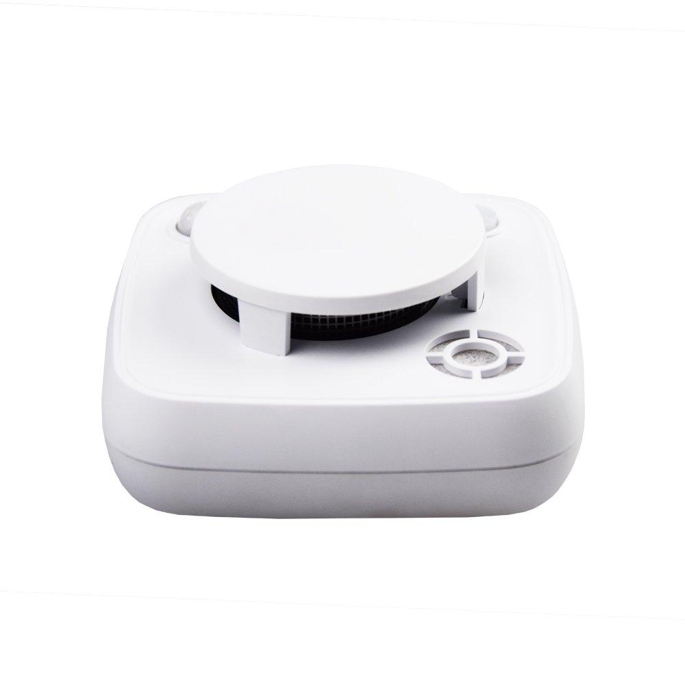 Blaupunkt Security MD-S1 - Sensor de Humo + Movimiento + Calor + Temperatura con Sirena integrada: Amazon.es: Bricolaje y herramientas
