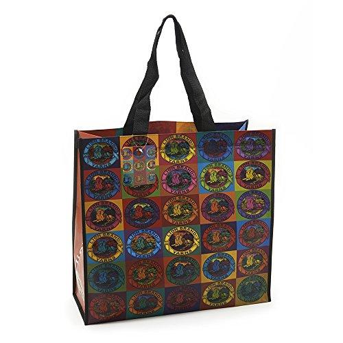 Lion Brand Yarn 100-523 Anniversary Tote Eco Bag, 14 by ()