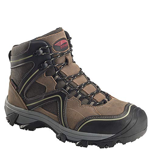 Leather 5 Toe Waterproof 7612 Boot M Soft Avenger Men's 8 Crosscut Work PR xqAP46