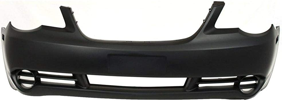 New PRIMED BLACK Front BUMPER For Chrysler Sebring CH1000897 68004594AB