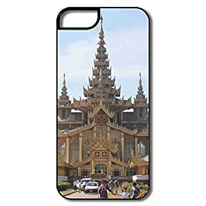 New Arrival Fashion Custom Cover Shwedagon Custom Your Own Cover For Iphone 5/5s