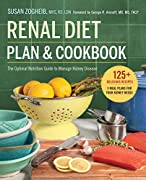 Help prevent dialysis with this 28-day renal diet cookbook.      Adjusting your diet is one of the easiest steps you can take to help alleviate the symptoms of kidney disease and avoid dialysis. This is the ultimate renal diet cookbook, inclu...