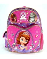 """Sofia the First - Large 16"""" Full-size Backpack - Princess in Training"""