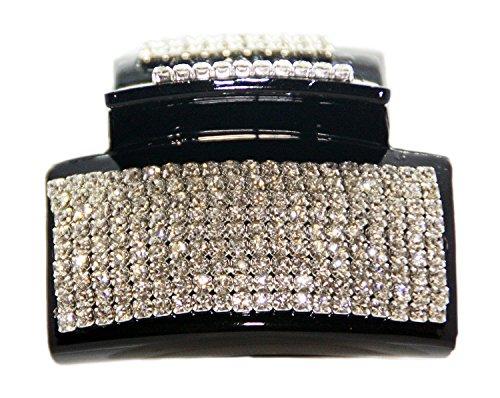JCPeniel Gold Extrimly Fancy Good Quality Rhinestones Wristband Open Bangle Bracelet