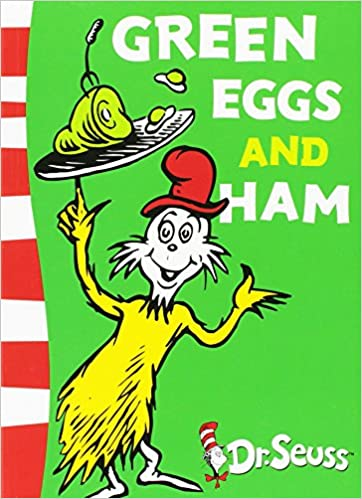 Green Eggs and Ham: Dr. Seuss: 9780007158461: Amazon.com: Books