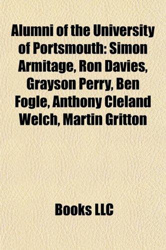 Alumni of the University of Portsmouth: Simon Armitage, Ron ...