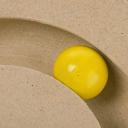 FLAMINGO Fonc de Mer Grattoir/Brigitte Jouet pour Chat 30 x 30 x 48 cm