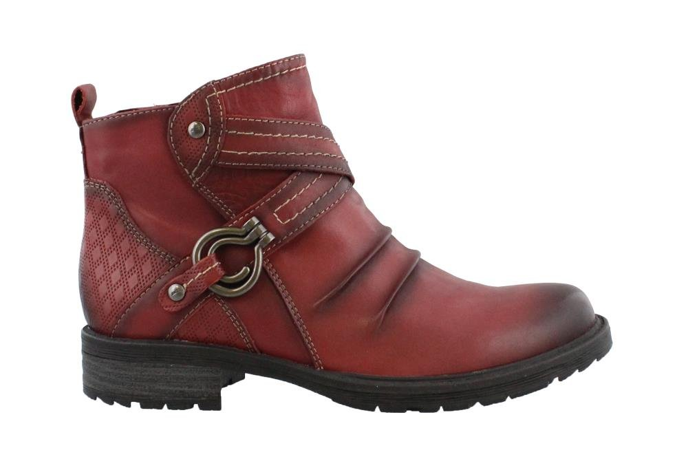 Earth Womens Laurel Bordeaux Boot - 10 by Earth