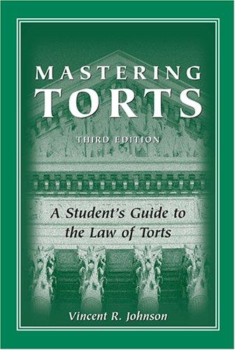 australian torts law 4th edition pdf