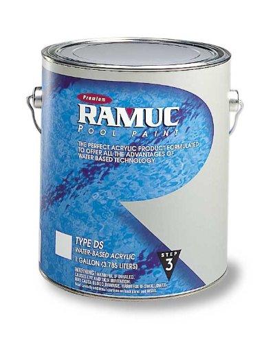 Ramuc Paint - Republic Powered Metals RAMUC 910131101 DS Acrylic Pool Paint, White