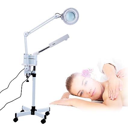 lámpara 1 Vaporizador de y lupalimpieza 2 en facial en 5jL3ARq4
