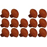 (14 Pack) Trimmer Edger Spool Cap Covers For Cordless Grass Trimmers-14pk