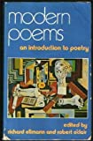 Modern Poems : An Introduction to Poetry, Richard Ellmann, 0393091872