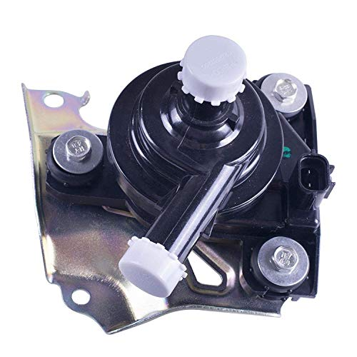 CNSY G902047030 G9020-47031 04000-32528 Engine Cooling/Coolant Inverter Electric Water Pump Assembly 12V with Bracket fit for 2004-2009 Toyota Prius Hybrid 1.5L (Coolant Electric Pump)