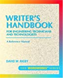 img - for Writer's Handbook for Engineering Technicians and Technologists book / textbook / text book