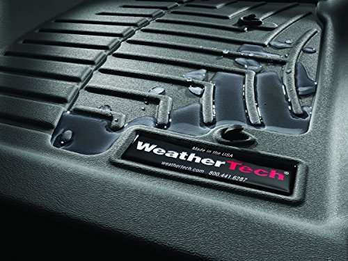 WeatherTech 446111 FloorLiner (Weathertech Floor Mats 2014 F150 compare prices)