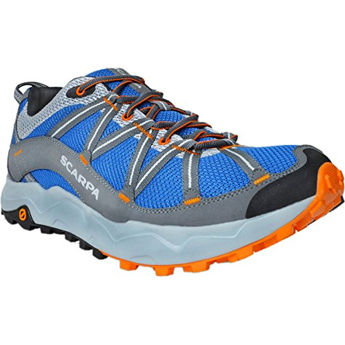 Scarpa Ignite Speed Trail Trd8 - Zapatillas Unisex adulto Azul / Gris