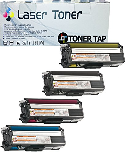 Toner Tap Compatible Cartridge Replacement