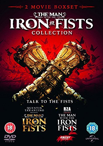 The Man With The Iron Fists 1 & 2 [DVD] [2015]