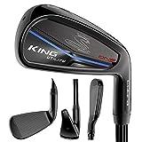 2018 Cobra Golf Men's King Utility One Length Iron Black