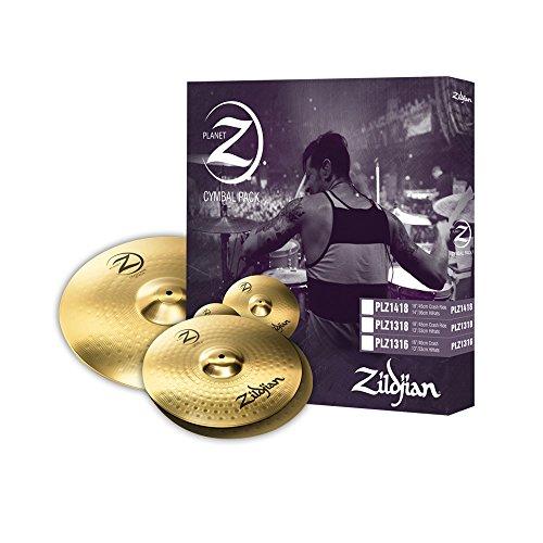 Zildjian Planet Z 3 Cymbal Set (13″ pr, 18″)